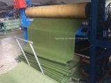 高品質の防水トラックカバーカンバス地のシート