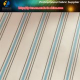 Blaues Futter-Gewebe, Polyester-Hülsen-Futter-Gewebe im Garn gefärbt für Klage (S67.68)