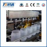 Tonva breite Glas-Blasformen-Plastikmaschine/breite Mund-Plastikflasche, die Maschine/Plastikflaschen-durchbrennenmaschine herstellt