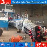 在庫の新技術油圧カッターの吸引の砂の浚渫船