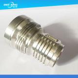 CNC Machinaal bewerkte LEIDENE van de Precisie Lichte Steun