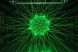 luz laser de la animación de 4W RGB
