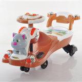 Детей в автомобиле детского автомобиля поворотного механизма с музыкой (H8185111)
