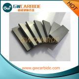 Tiras del carburo de tungsteno para las piezas del desgaste