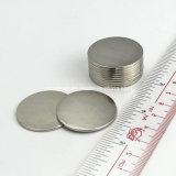 Neuer magnetischer Kippen-Leder-Kasten-zusätzliche permanente Neodym-Magneten für Telefone
