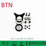 8 kit elettrici 1000W Bbshd BBS03 di conversione della bicicletta del motore centrale di divertimento