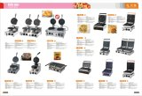 Padeiro barato do Waffle do preço/máquina elétrica do fabricante do Waffle
