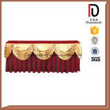 Jupe de table décorative pour mariage