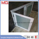 Finestra di alluminio della stoffa per tendine di disegno della griglia di alta qualità per vendere
