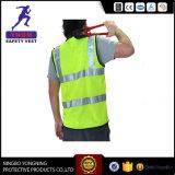 Face a túnica de alto desgaste/Segurança/Vestuário reflector/Roupas/Casaco/Vest com a fita refletora