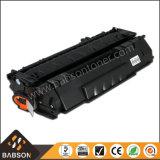 Babson Negro Toner 7553A Cartucho para HP LaserJet P2014 / P2015