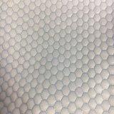 Tessuto di raffreddamento del materasso di Fabric& lavorato a maglia tessuto del favo blu