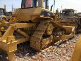 使用された猫D6h Bullodzerの猫のクローラーブルドーザーD6h