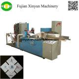 Máquina que graba plegable automática del papel de tejido de la servilleta para la venta