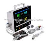 Nouvel écran tactile 15 pouces Moniteur Patient Portable machine médicale