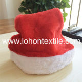 Großhandelsweihnachtsweihnachtsmann-Hut für Weihnachtsfest