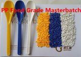 De plastic Bijkomende CaCO3 Samenstelling Witte Masterbatch van de Vuller