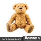 18cm Teddy Bear (Khaki) (TDBE18Y)