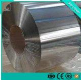 SPCC Dr7 DR8 DR9 ETP fer-blanc électrolytique Strip pour tirer des anneaux, bouchon de l'aérosol, les extrémités d'ouverture facile