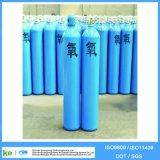 cylindre oxygène-gaz ISO9809 de l'acier 2017 40L sans joint