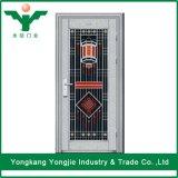 Porte décorative de garantie d'acier inoxydable