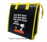 Составная хозяйственная сумка Tote Non сплетенная с подгонянным Pringting