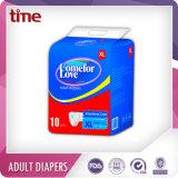Venta caliente transpirable Super absorbente pañales para adultos