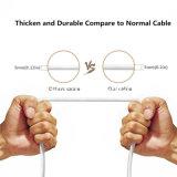 Anel magnético que cobra o cabo de dados do USB para o carregador de Samsung do iPhone
