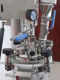 Máquina del laboratorio para los materiales nanos que se mezclan, dispersándose, emulsificación de homogeneización
