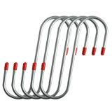 Удобные легкие крюки вешалки дома/кухни/гаража хранения «s» общего назначения