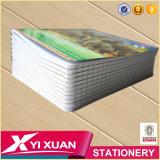 Escuela al por mayor de artículos de papelería promocional de papel personalizado Notebook