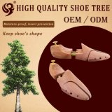 Design de mode Natural Adjustable Wood Promotion Spring Shoe Tree