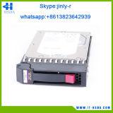 mecanismo impulsor duro de la revolución por minuto Sff de 652564-B21 300GB 6g Sas 10k