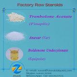 Acetato de Methenolone de los esteroides de la fábrica para el músculo que construye 434-05-9