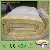 Couverture de bonne qualité de laines de roche d'isolation thermique