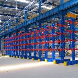 Cantilever de serviço pesado para armazenamento de itens longos