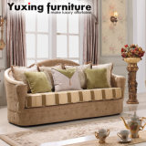 Insieme americano del sofà del tessuto dello strato classico del salone