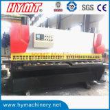 QC11Y-10X8000 гидравлический guillotine деформации и режущие машины