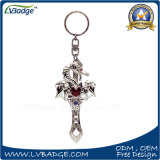 Custom Promotion Souvenir Gift Metal Chaveiro