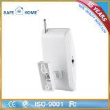 Sensor de movimiento inalámbrico por infrarrojos PIR para el hogar antirrobo