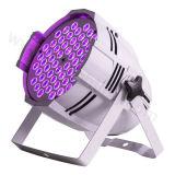 Palco de Preço Baixo 54X3w RGB 3in1 DMX LED PAR