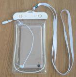 Deportivo teléfono celular bolsa de bolsa impermeable del brazal de la manga de Promoción