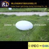 防水充電電池白熱LEDの太陽芝生の球ランプ