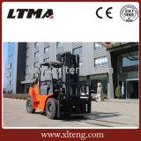 Chariot élévateur chaud du matériel de levage de tonne de la vente 3-5 5t LPG