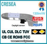 Уличный свет RoHS SAA 120W СИД Ce TUV GS cUL UL Dlc с 8 летами гарантированности