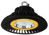 Iluminación de la bahía del UFO LED de AC85-277V 150W alta