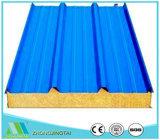 벽과 지붕을%s 싼 빠른 건축재료 EPS 유리솜 섬유유리 샌드위치 패널판