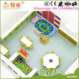 Preschool комплект стола и стула, Preschool пластичные стулы для сбывания