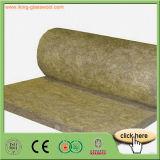 Cobertor de lãs de rocha da isolação térmica com Fsk