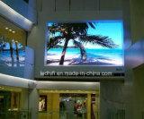 5mm de ahorro de energía y brillo Panel de visualización LED de interior P5 Die-Casting gabinete de aluminio